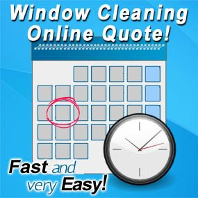 Online Window Cleaning Quote
