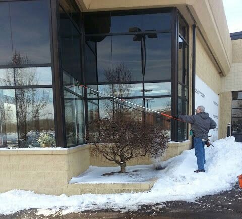 Car Dealership Window Cleaning In Macomb Michigan
