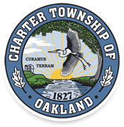 Oakland Township Michigan Seal