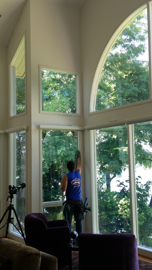 Residential Window Cleaning Photos Crystal Clear Window